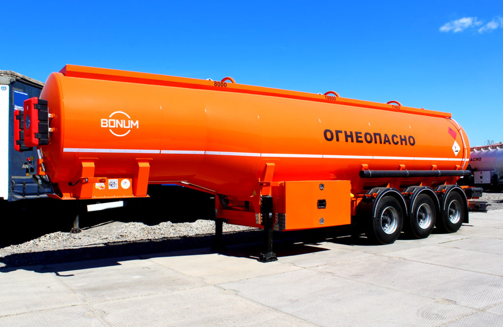 Бензовоз Bonum 30 кубометров