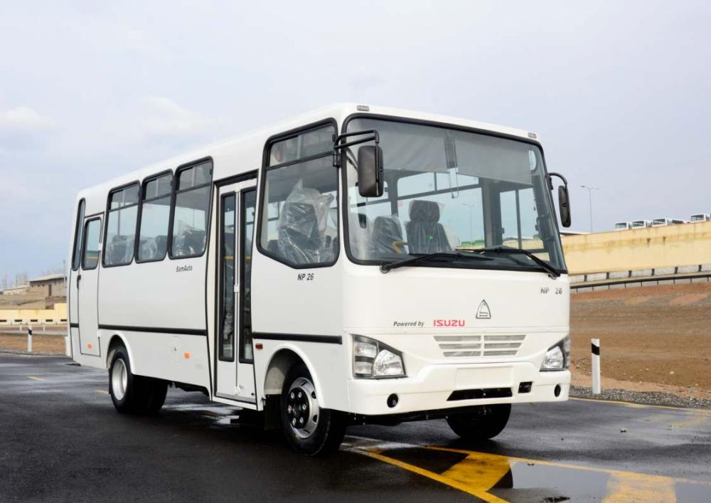 Междугородний автобус SAZ NP26
