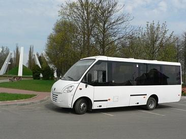 Туристический автобус Неман-420224-11