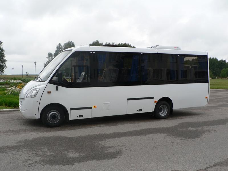Междугородний автобус Неман-420224-15