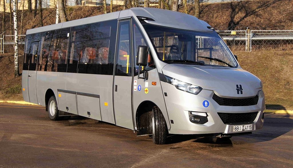 Междугородний автобус Неман-420224-511