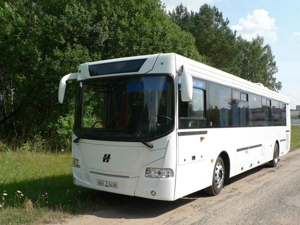 Пригородный автобус Неман-520123
