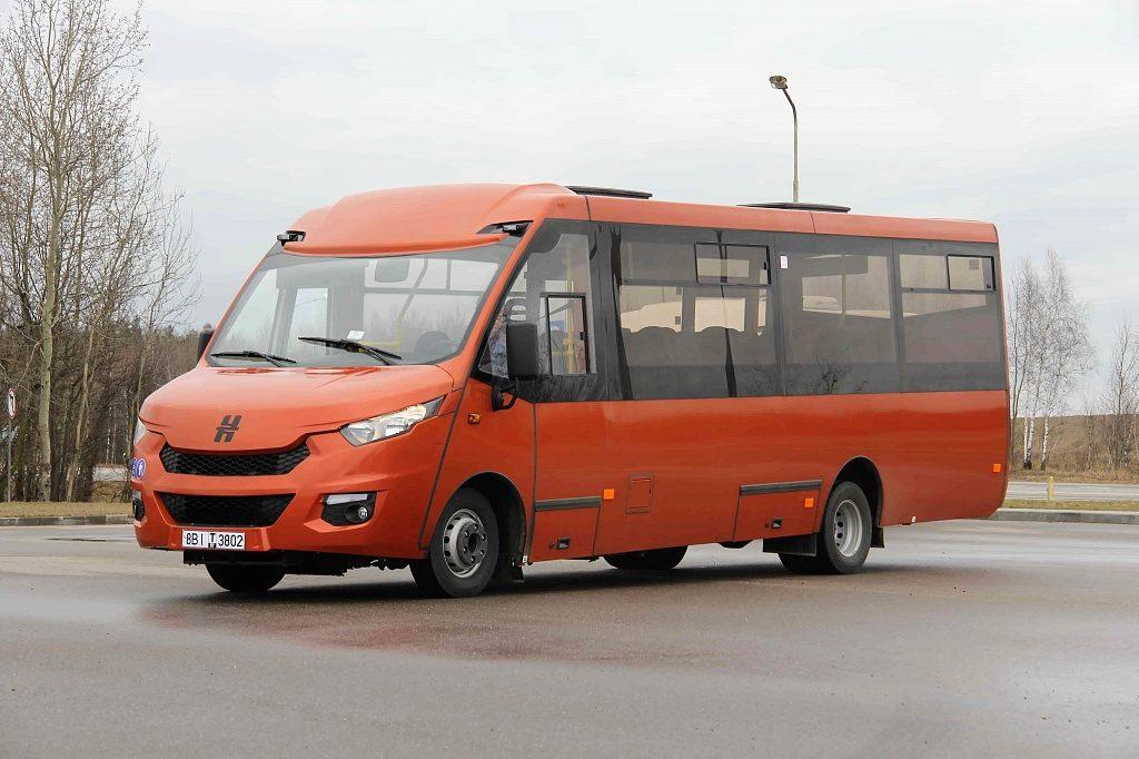 Городской автобус Неман-420211-511