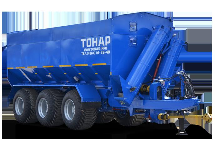 Самосвальный зерновоз Тонар-ПТ1