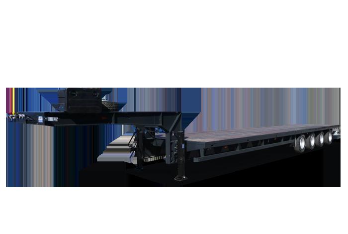 Полуприцеп-трал Тонар-94424
