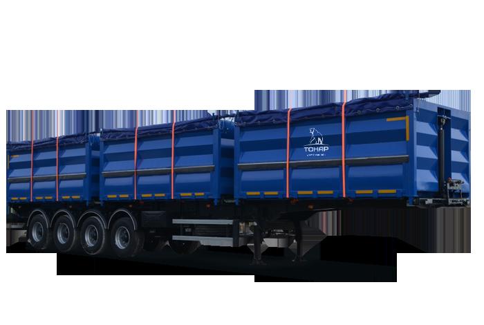 Самосвальный зерновоз Тонар-95232/9585