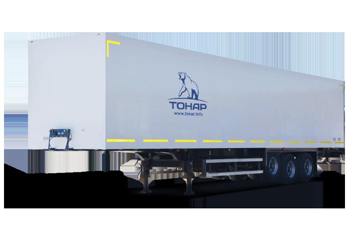Изотермический полуприцеп Тонар-9786
